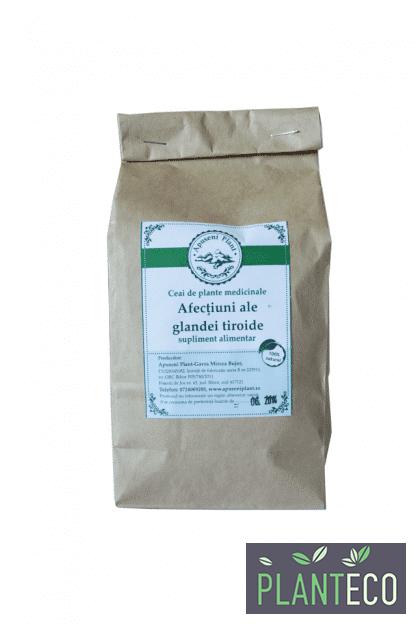 Ceai de Plante Medicinale pentru Afectiuni ale Glandei Tiroide, 200g, Apuseni Plant