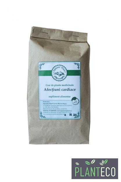 Ceai de Plante Medicinale pentru Afectiuni Cardiace, 200g, Apuseni Plant
