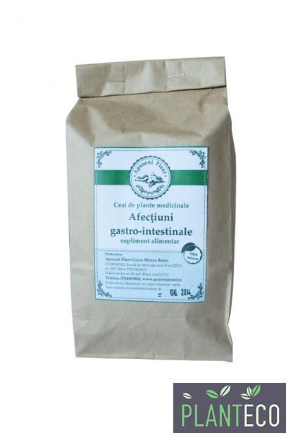Ceai de Plante Medicinale pentru Afectiuni Gastro Intestinale, 200g, Apuseni Plant