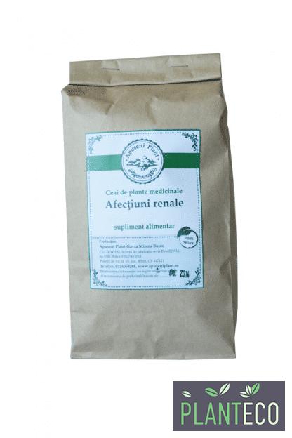 Ceai de Plante Medicinale pentru Afectiuni Renale, 200g, Apuseni Plant