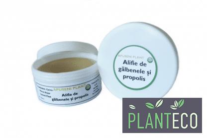 Alifie de Galbenele si Propolis, 100ml, Apuseni Plant