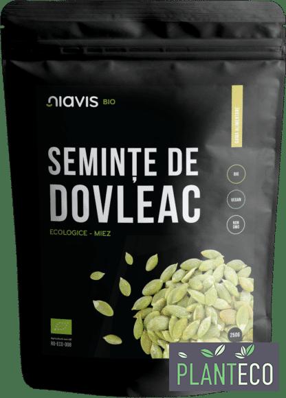 Seminte de Dovleac Ecologice/BIO 250g, Niavis