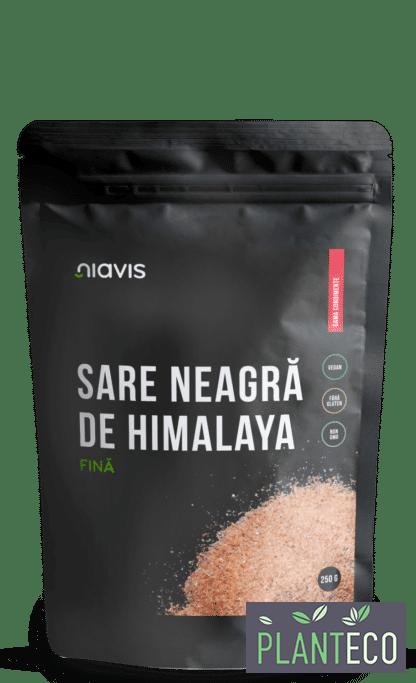 Sare neagra de Himalaya 250g, Niavis