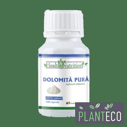 Dolomită Pură, 180 cps, Health Nutrition