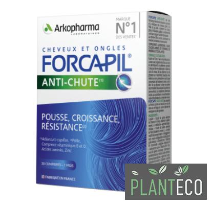 Forcapil verde(formula imbunatatita), 30 comprimate, Arkopharma