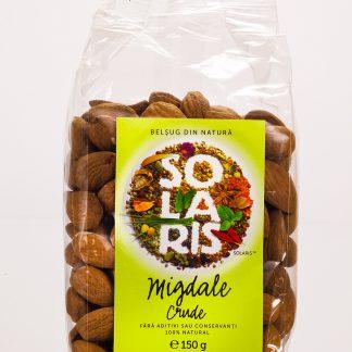 Fructe Crude - Migdale, 150gr, Solaris