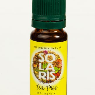 Ulei Esential Tea Tree, 10ml, Solaris