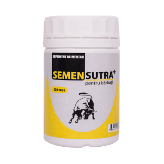 Semensutra +, 120 cps, Zurich Medical Labs