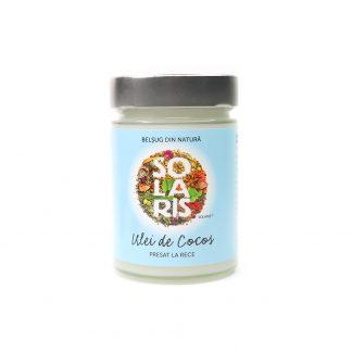 Ulei Cocos (borcan), 300ml, Solaris