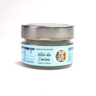 Ulei Cocos (borcan), 100ml, Solaris