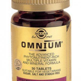 Omnium, 30 tablete, Solgar