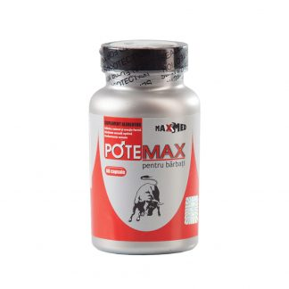 PoteMax, 60 capsule, Zurich Medical Labs