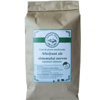 Ceai de Plante Medicinale pentru Afectiuni ale Sistemului Nervos, 200g, Apuseni Plant