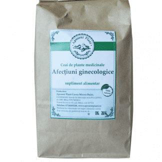 Ceai de Plante Medicinale pentru Afectiuni Ginecologice, 200g, Apuseni Plant