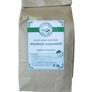 Ceai de Plante Medicinale pentru Afectiuni Respiratorii, 200g, Apuseni Plant