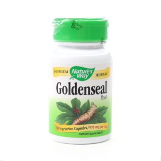 Goldenseal, 570mg, 30cps, Secom