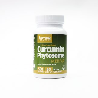 Curcumin Phytosome, 500mg, 60cps, Secom