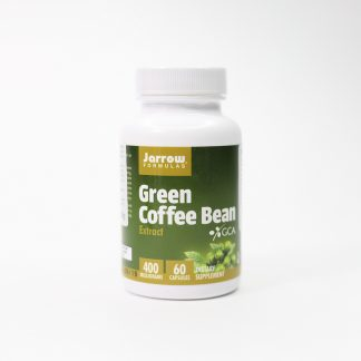 Cafea Verde (Green Coffee Bean), 400mg, 60cps, Secom