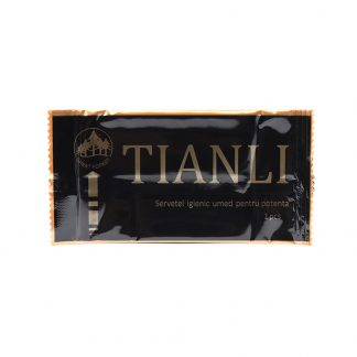 Tianli Servetele Umede pentru Potenta, 10buc, Sanye Intercom