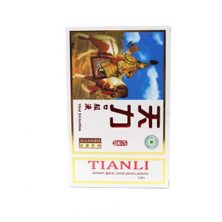 Tianli 4 fiole + 4 servetele cadou, Ultra Power, Sanye Intercom