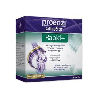 Proenzi ArtroStop Rapid PLus, 180tb, Walmark
