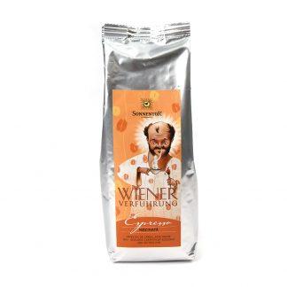 """Cafea Eco """"Ispita Vieneza"""" (Espresso macinat), 500gr, Sonnentor"""