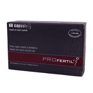 Profertil Pentru Barbati, 60cps, Lenus Pharma