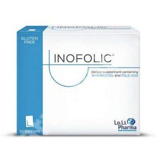 Inofolic, 30 plicuri, Lo Li Pharma