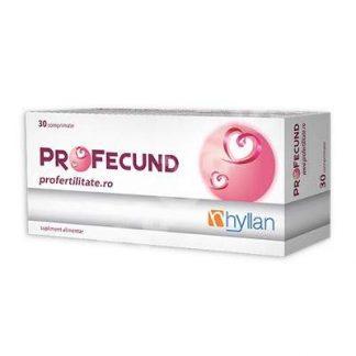 Profecund, 30cpr, Hyllan