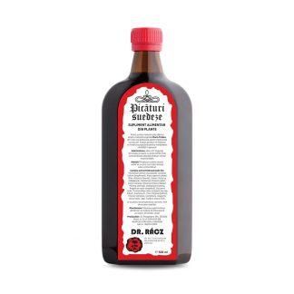 Bitter, Picaturi Suedeze, 500 ml, Parapharm