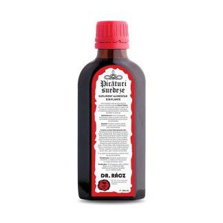 Bitter, Picaturi Suedeze, 100 ml, Parapharm