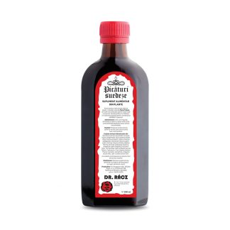 Bitter, Picaturi suedeze, 250 ml, Parapharm