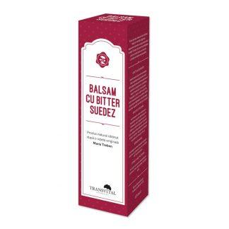 Balsam cu Bitter Suedez, 125 ml, Parapharm