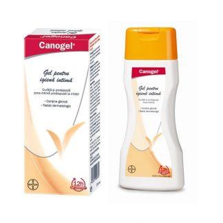 Gel pentru Igiena Intima Canogel, 200 ml, Bayer