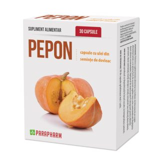 Pepon, 30 cps, Parapharm