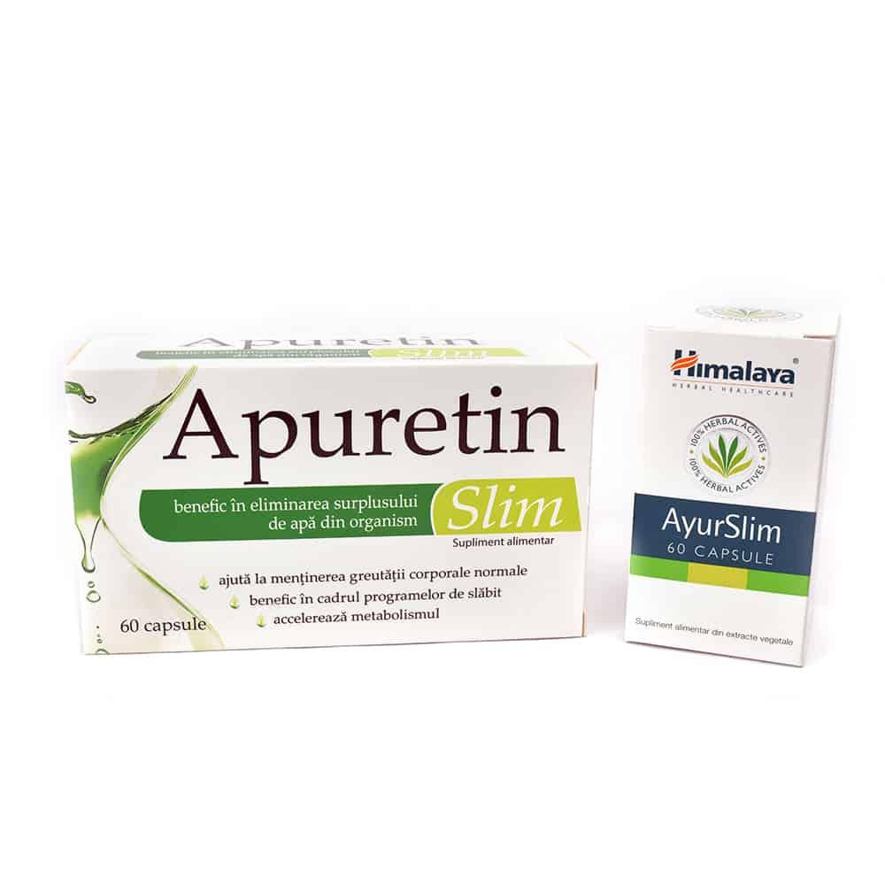 Poți să slăbești cu Apuretin? AFLĂ răspunsul aici !