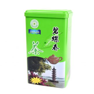Ceai verde (cutie metalica), 100g, Sanye Intercom