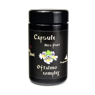Capsule Oftalmo-complex, 100 cps, Nera Plant