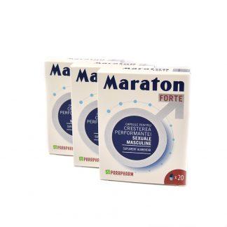 PACHET Maraton Forte 60 capsule, Parapharm
