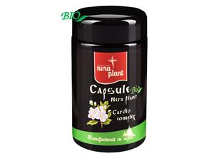 Capsule Cardio-complex, 90 cps, Nera Plant