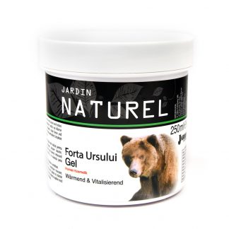 Gel Forta Ursului, 250 ml, Jardin Naturel
