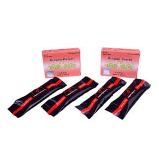 PACHET Dragon Power 6 cps + Miere pentru Potenta 4 pliculete