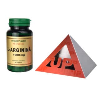 UP Ultra Potenta 8cps + L-Arginina 1000 mg 30tb