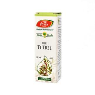 Ulei esential de Ti Tree, A12, 10 ml, Fares