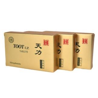 Pachet 3 cutii Toot Up(fost tianli pastile),8 tablete, Sanye Intercom