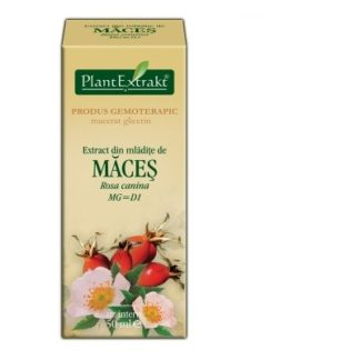 Extract din mlădiţe de MĂCEŞ, 50 ml, Plant Extrakt
