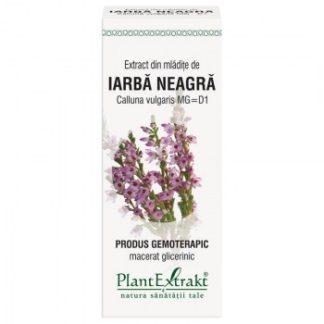 Extract din mlădiţe de IARBĂ NEAGRĂ, 50 ml, Plant Extrakt