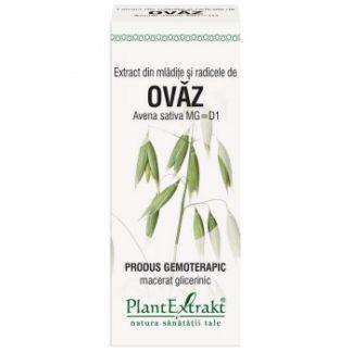 Extract din mlădițe și radicele de OVĂZ, 50 ml, Plant Extrakt
