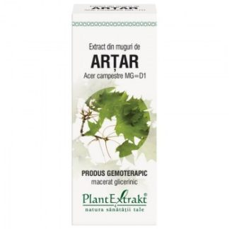 Extract din muguri de ARŢAR, 50 ml, Plant Extrakt