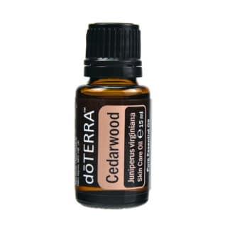 Ulei Esential Cedarwood (Cedru), 15 ml, DōTerra